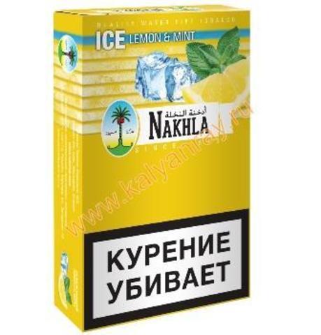 Nakhla (Акцизный) - Ледяной Лимон с Мятой