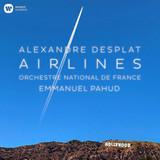 Emmanuel Pahud, Orchestre National De France, Alexandre Desplat / Airlines (LP)