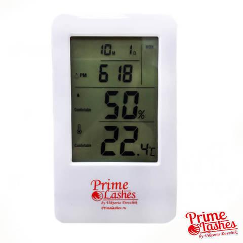 Термо-гигрометр Primelashes