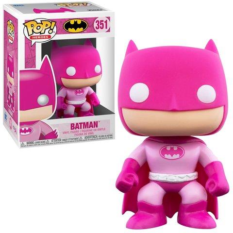 Breast Cancer Awareness Batman Funko Pop! || Бэтмен