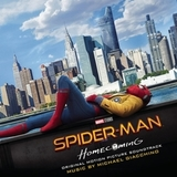 Soundtrack / Michael Giacchino: Spider-Man Homecoming (CD)