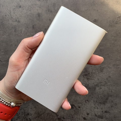 XiaoMI Power Bank2 10000 Mh 2 USB /silver/