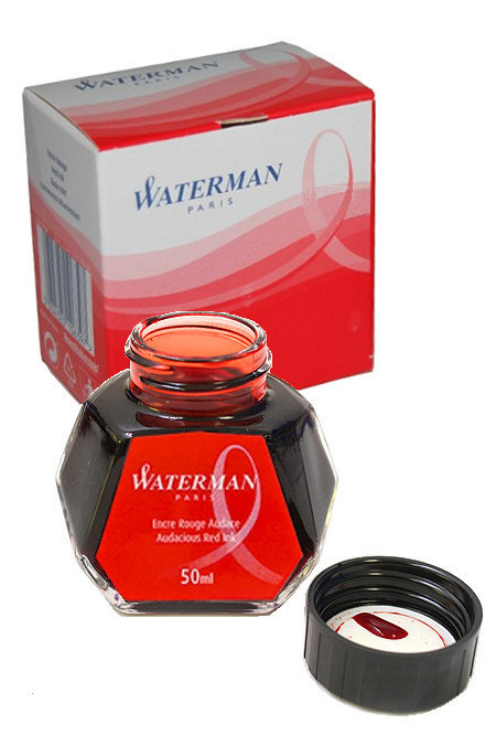 Waterman Audacious Red (S0110730)