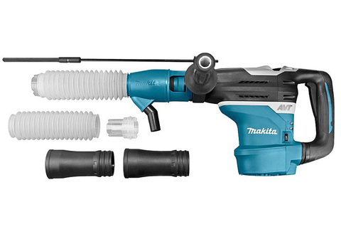 Перфоратор SDS-Max MAKITA HR-4013CV (1100 Вт, 11,4Дж, 6,8кг, AVT-система, кейс) + комплек (HR4013CV)