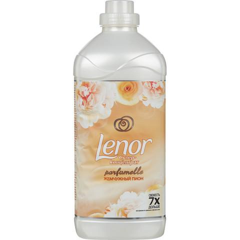 Кондиционер для белья Lenor Жемчужный пион 1.8 л