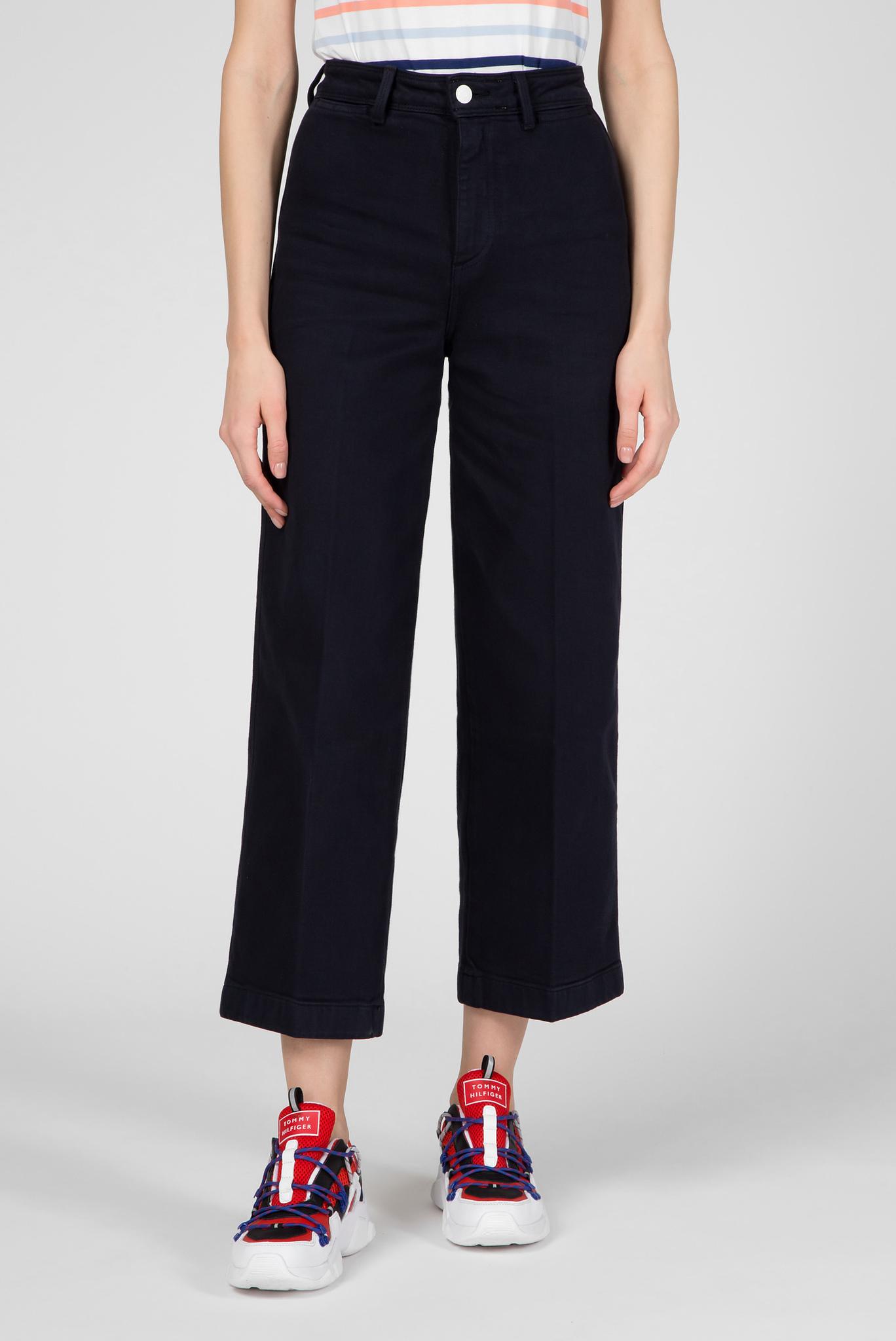 Женские темно-синие джинсы BELL BOTTOM Tommy Hilfiger