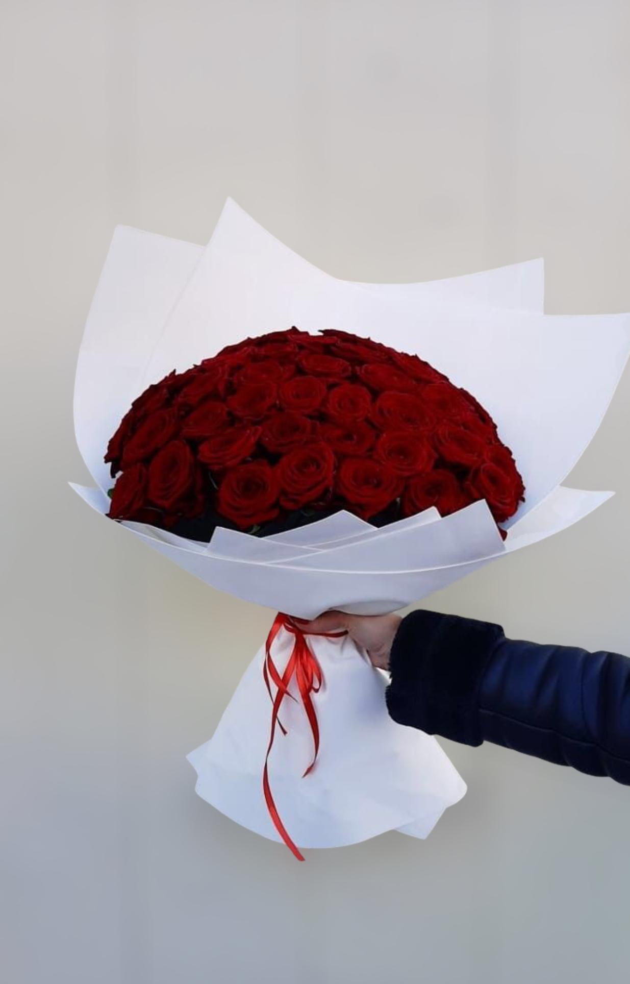 Букет из 51 розы (Б-10)