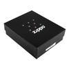 Зажигалка Zippo 167 Pocket Watch, латунь/сталь с покрытием High Polish Chrome, 36x12x56 мм