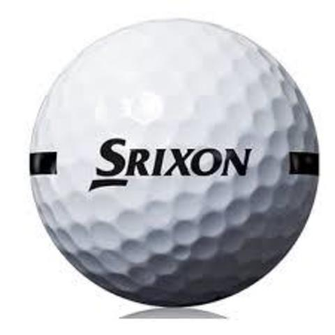 Srixon One Piece White Range Ball