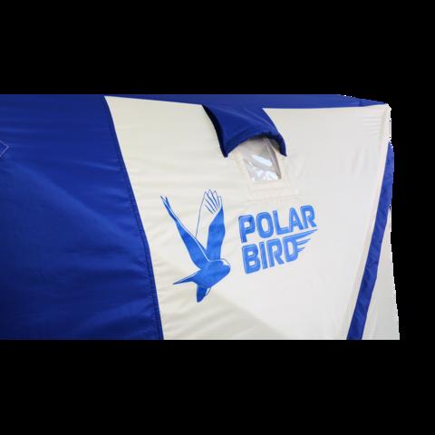 Палатка для зимней рыбалки Polar Bird 3T Long компакт