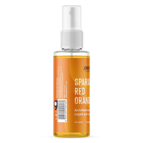 Антибактеріальний спрей для рук Sparkling Red Orange Joko Blend 35 мл (3)