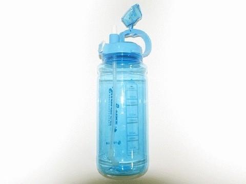 Бутылочка для воды. Материал: пластмасса. Объём 2000 мл :(1558):