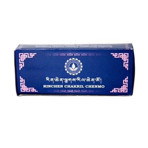 Rinchen Chakril Chenmo / Великая железная пилюля, 10 шт.