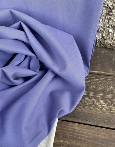 Хлопок, твилл, цвет Purple