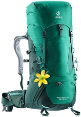 Deuter Aircontact Lite 35+10 Sl Alpinegreen-Forest - рюкзак туристический