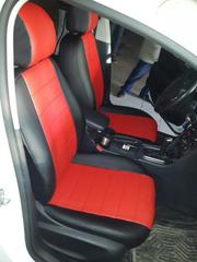 Чехлы на Citroen C4 седан 2012–2021 г.в.