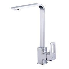 Купить квадратный смеситель для кухни Zegor NEF4-A232