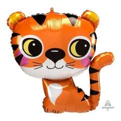 А Фигура, Тигр, 25