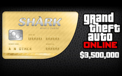 Grand Theft Auto Online : Whale Shark Cash Card (для ПК, цифровой ключ)