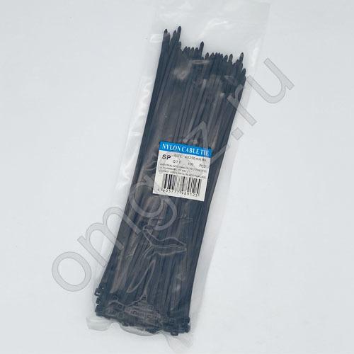Хомут нейлоновый 4мм x 250мм (100шт.) черные