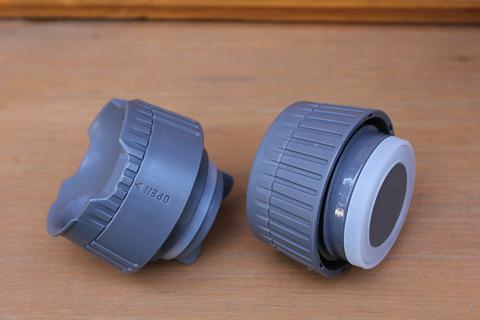 Картинка термос Primus Trailbreak Vacuum Bottle 1.0L Черный - 4