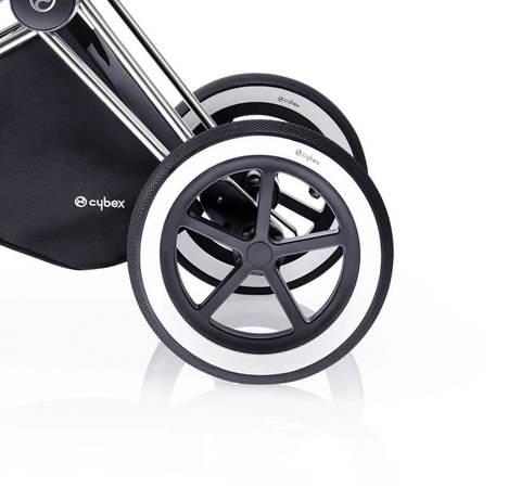 Комплект задних колес All Terrain Chrome для коляски Cybex Priam