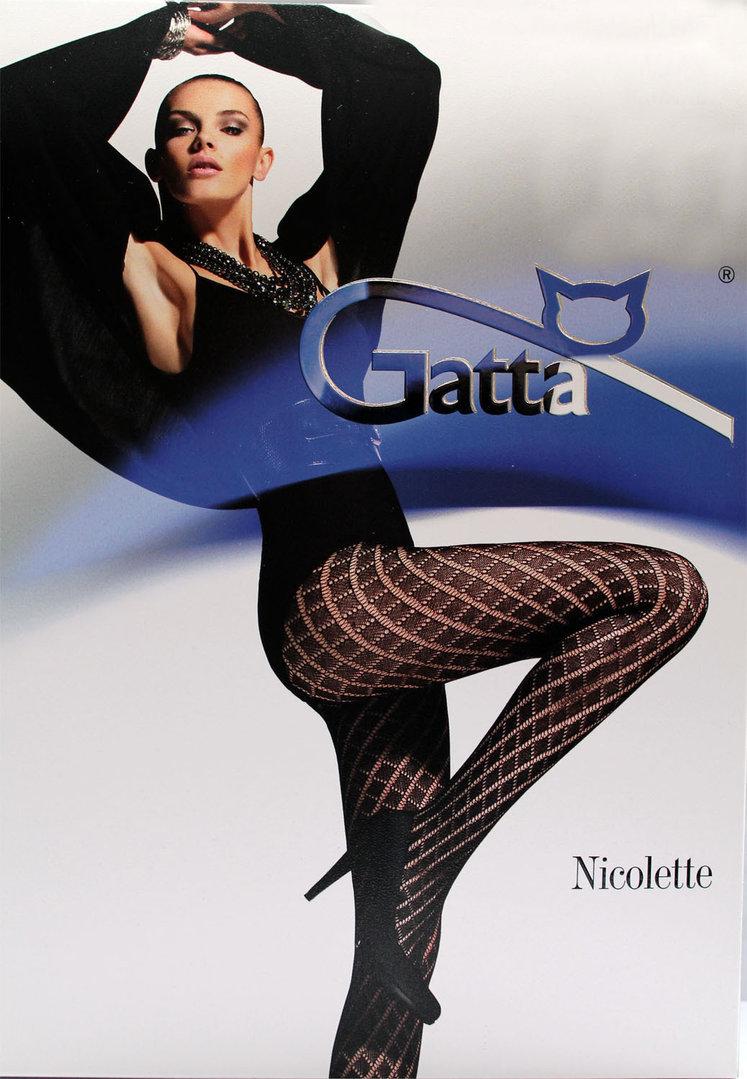 Колготки Gatta Nicolette 27