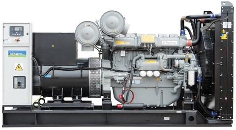 Дизельный генератор Aksa AP 900