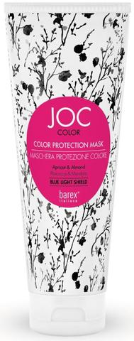 Маска Стойкость цвета Абрикос и Миндаль, Barex JOC Color, 200 мл.