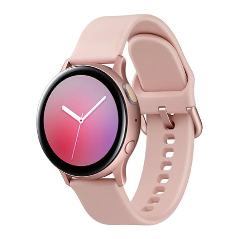 Часы Samsung Galaxy Watch Active2 алюминий 44 мм Gold R820 (ваниль)