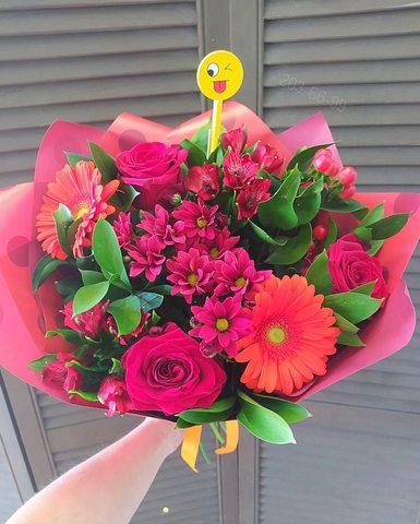 Букет из цветов #23675