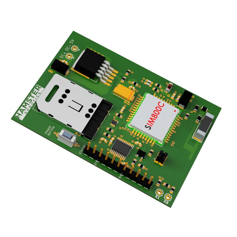 Hduino SIM800C Module