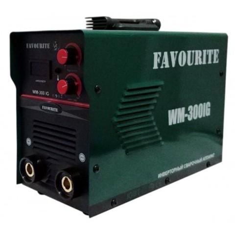 Сварочный инверторный аппарат  FAVOURITE WM-3000IG