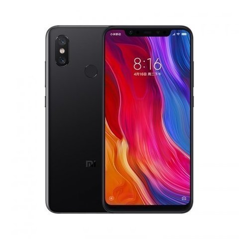 Xiaomi Mi 8 6/64Gb Black (Global Version)
