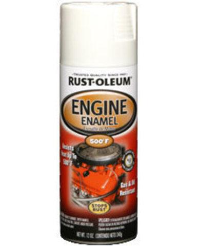 Speciality Engine Enamel термостойкая краска спрей до 260°,глянцевая