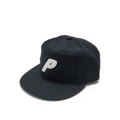 Кепка PALACE с прямым козырьком (Бейсболка Палас) черная