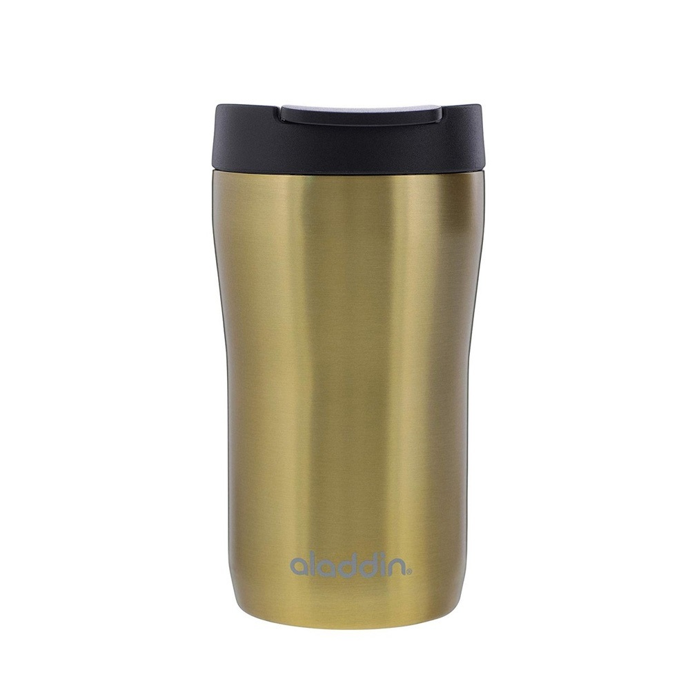 Термокружка  Aladdin 0.25L Latte Золотая