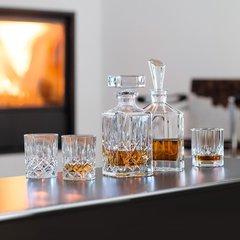 Набор для виски Nachtmann Aspen, декантер и 2 стакана, фото 4