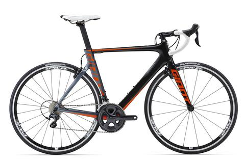 Giant Propel Advanced 1 (2016) черный