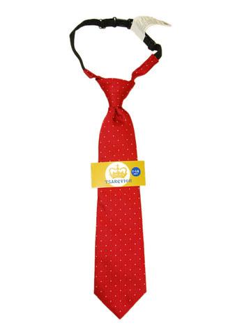 детский галстук красный