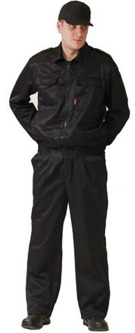 Костюм Охранника  куртка, брюки