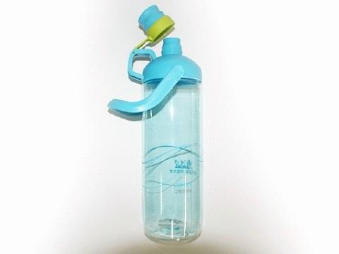 Бутылочка для воды. Материал: пластмасса. Объём 2500 мл :(S-8863):
