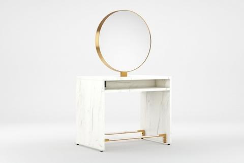 Парикмахерское зеркало CROCUS DUO