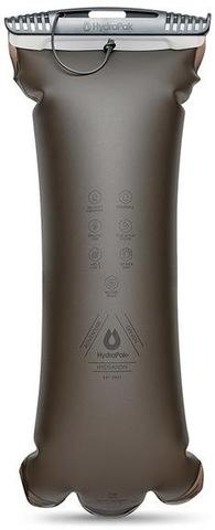 Картинка питьевая система HydraPak Force 3L Темно-Серый - 3