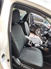 Чехлы на Nissan Qashqai II 2014–2021 г.в.