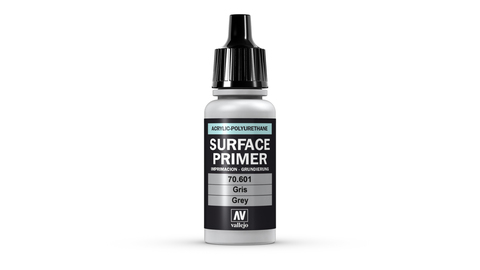 Surface Primer Grey 17 ml.