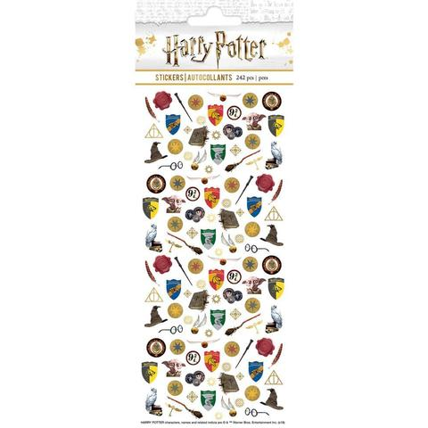 Микро-стикеры Paper House Life Organized Micro Stickers-  Harry Potter