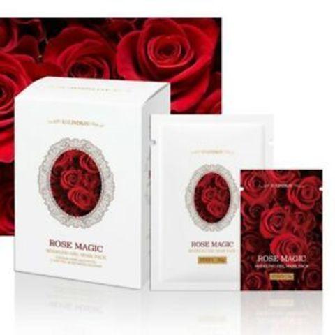 LINDSAY Rose Magic Modeling  Gel Mask Pack(10EA)