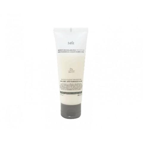 Lador Moisture Balancing Shampoo Бессиликоновый увлажняющий шампунь для волос 100 мл