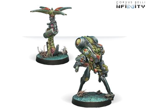 Ikadron Batdroids & Imetron